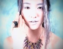 Oxana Silver Lifestyle Model Photoshot 2013