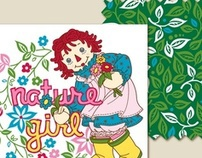 RAGGEDY ANN Art Supplement