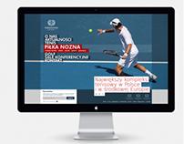 WARSZAWIANKA Sport Club - webdesign