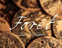 Forêt: Collares ecológicos