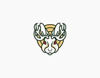Jackalope: Logo Design