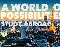 [Video] Study Abroad: A World of Possibilities