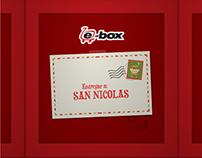 Campaña Navideña - Mail Boxes Etc