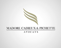 Portfolio identité - Logo, Madore, Cadieux & Pichette