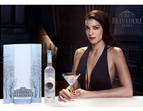 Belvedere Premium Alcohol Packaging