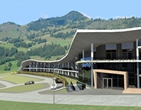 Resort Hotel and Apartments Zweisimmen, Switzerland