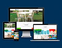 Colplast / Sitio web