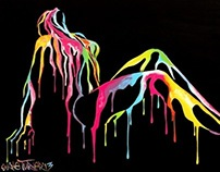 Psychameleon 2.0 x Graffitiprints