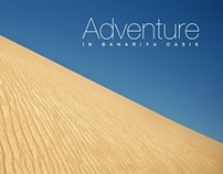 Adventure in Bahariya oasis