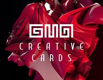 BMA Creative Card  /10/