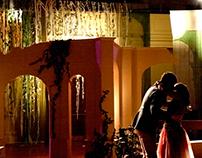 Dido & Aeneas - Set Design