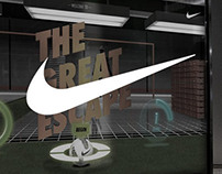 NIKE - THE GREAT ESCAPE