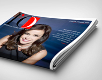 Project of magazine for l'Opinione (2010)