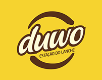 Naming e Logotipo para Duwo (foodtruck).