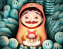 Super Mushroom [Super Mario]