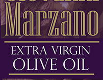 Italian Olive Oil Label Designs
