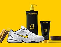 Sole Saint | Branding