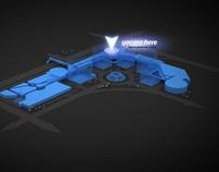 3D Wayfinder