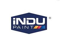 INDU Paint - Brand identity