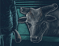 MASSIMO VOLUME - Poster Art