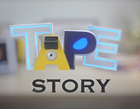 original animation《Tape Story》