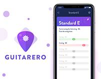 Guitarero (Guitar Tuner for iPhone X)