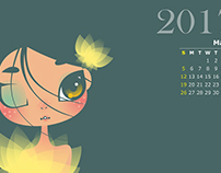 Jan-Jun Calendar 2017