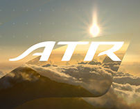 ATR Identity and branding, print, motion, film