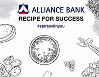 ALLIANCE BANK RECRUITMENT COLLATERALS