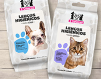 Pet Sanremo • Package Design