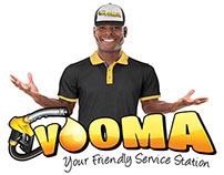 Vooma - Brand Identity