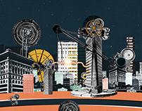Perinzia - Ciudades invisibles