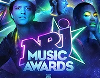 TF1 / NRJ Music Awards 2016