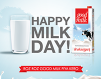 Happy Milk Day