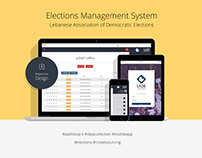 Online Elections Monitoring System for the Lebanese Ele