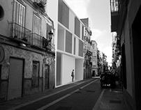 Multifuncional Building in Malaga
