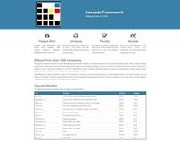 Cascade Framework 1.0