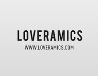 Loveramics Branding
