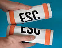 ESC (packaging for thermoactive underwear)