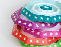 Kid's Paper Toy