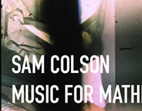 Sam Colson - Music For Mathletes