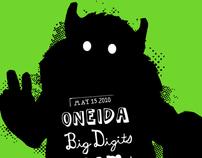 Oneida Gig Poster