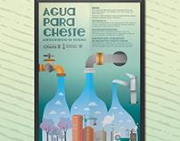 Agua para Cheste - Comissiones Work