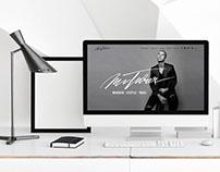 Mr Turner Website Design