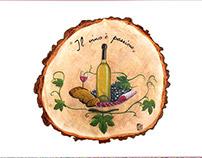 Il vino è passione. Commission