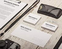 Ben March Photography Branding