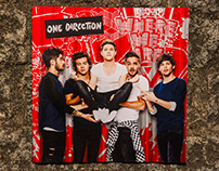 One Direction Tour Programme & Merchandise