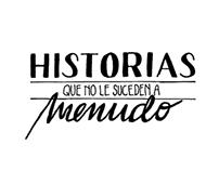Historias que no le suceden a Menudo