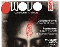 """""""WOVO"""" / Gianluca Ruggiero"""