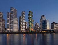 London Jenga Building Design